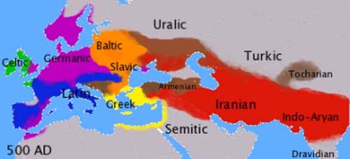 espansione popoli eurasiatici